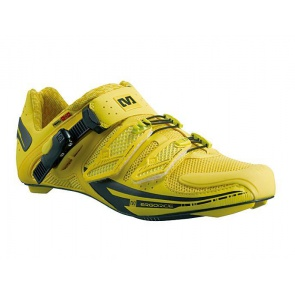 Mavic Zxellium Road Bike Cycling Shoes Yellow
