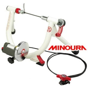 Minoura M20-V indoor Tire Drive trainer Remote Mini Velo