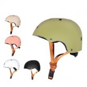MIV M-MOTOR Urban Junior Helmet Milktea
