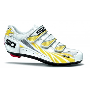 Sidi Women's Moon Carbon Road Shoes White Pink
