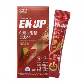 ENUP Amino Honey & Red Ginseng 40g x 5ea