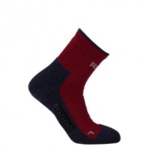 Rexy Grand Slam Balanced Mid Socks Dark Red
