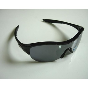 Oakley Enduring pace metalic black iridum sports goggles