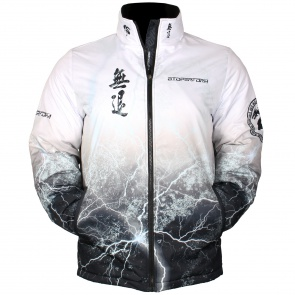 Btoperform Light Weight Padded Jacket PD-03W NO RETREAT - White