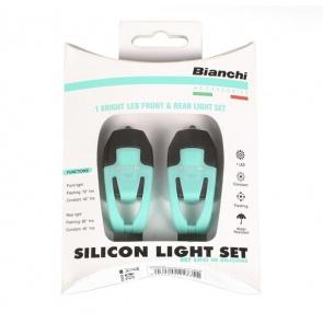 Bianchi Silicon Lights Set