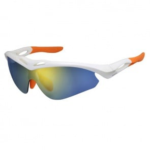 Shimano Eyewear Cycling Goggle CE-S50R White Orange