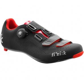 Fizik R4B Uomo Boa Road Cycling Shoes Black Red