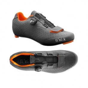Fizik R5B Uomo Boa Road Cycling Shoes Black Orange