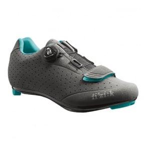 Fizik R5B Uomo Boa Road Cycling Shoes Grey Green
