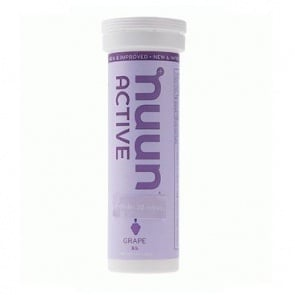 Nuun Active Grape 10 Tablets
