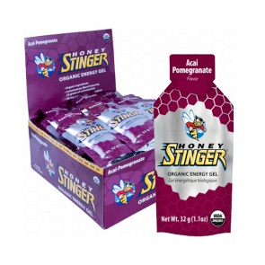 Honey Stinger Energy Gel Asahi Farmie Granit 24x32g Packets