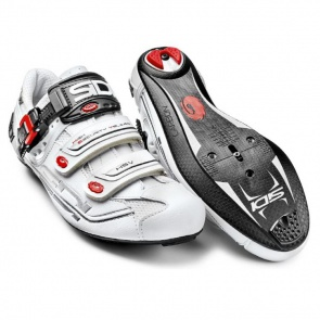 Sidi Genius 7 Road Bike Cycling Shoes White White