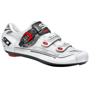 Sidi Genius 7 Mega Road Cycling Shoes White White