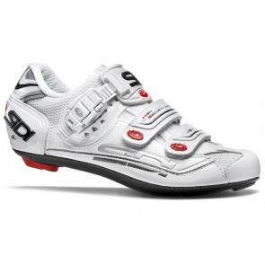 Sidi Genius 7 Woman Road Bike Shoes White White