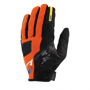 Mavic Crossmax Pro Gloves- Orange