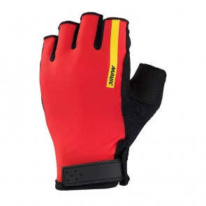 Mavic Aksium W Glove Women's Short Finger - Hibiscus