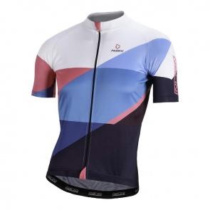 Nalini Pro Campione Jersey - Blue/White/Pink 4291