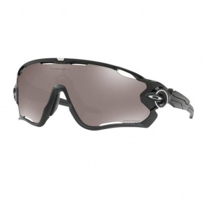 Oakley Jawbreaker Polished Black-Prizm Sunglasses Black Polarized