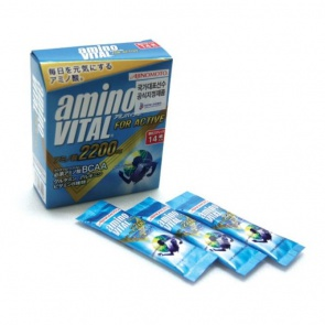 Ajinomoto Amino Vital for Active Amino Acid 2200mg 3gx14