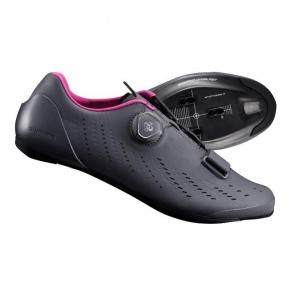 Shimano SH-RP7 Women Road Shoe-Gray