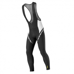 Mavic Cosmic Elite Thermo Bib Tights Black/White