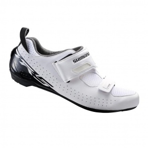 Shimano SH-TR5 Triathlon Shoe White