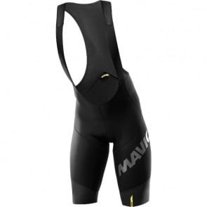 Mavic Cosmic Pro Thermo Bib Short Black