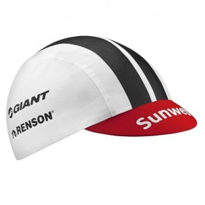 Giant Team Sunweb Cycling Cap