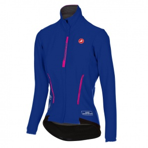 Castelli Perfetto Women Long Sleeve Jersey Blue