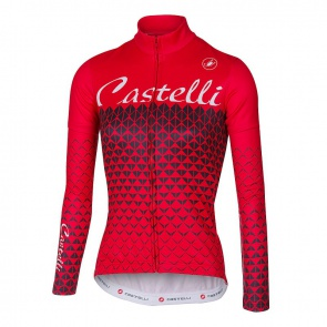 Castelli Ciao Jersey Red