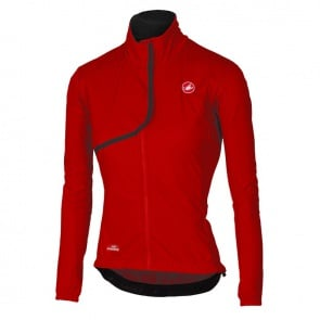 Castelli Indispensavile Jacket Red