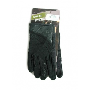 Polaris Epic XC winter cycling gloves black