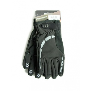 Polaris Hoolie Winter cycling Gloves black