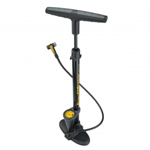 TOPEAK JOE BLOW MAX FLOOR PUMP BLACK