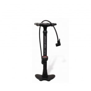 PLANET BIKE COMP FLOOR PUMP COMPOSITE BLACK
