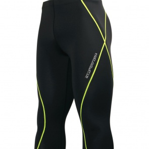 Btoperform Basic BaseLayer Compression MMA Sport Bottom Green Line