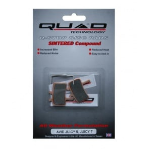 Quad Avid Juicy BB7 Sintered QDP-35-S Pad Brake Shoe