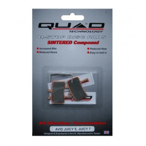 Quad Avid Juicy BB7 Sintered QDP-35-S Pad Brake Shoe