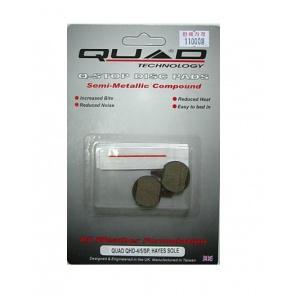 Quad Hayes Sole QHD-4 5 SP QDP-32 Disc Brake Pads