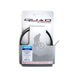 Quad QCP-14 Teflon Coating Derailleur Inner Cable MTB 1.2x2275mm