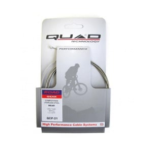 Quad QCP-21 stainless steel derailleur inner cable road 1.2x2275mm