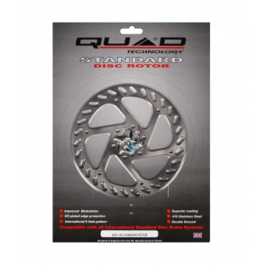 Quad Standard Disc Brake Rotor 160mm 6bolts QDR-160