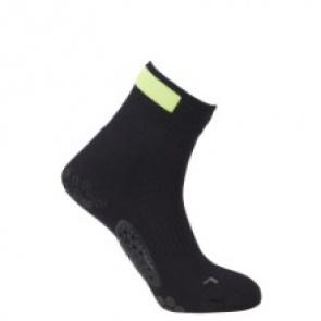 Rexy Air Flow Aqua Mid Socks Black