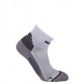 Rexy Freedom Aqua Ankle Socks White