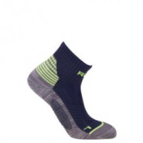 Rexy Freedom Aqua Ankle Socks Navy
