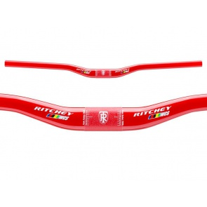 Ritchey WCS Rizer Mountain Bike Handle Bar 31.8 Low Wet Red
