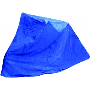 Action Bicycle Cover Blue