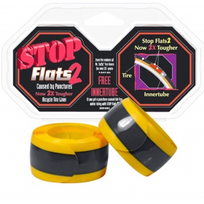 STOP FLATS 2 YELLOW 20x1.5-2""