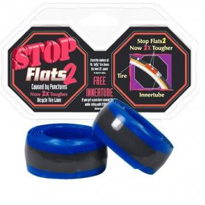 STOP FLATS 2 BLUE 700c x 38-40