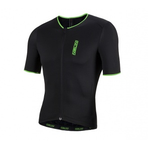 Nalini Jersey XTORNADO Ti Black Green